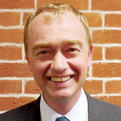 Tim Farron (By JackWilfred (Tim Farron 02, July 2016.jpg) [CC BY-SA 4.0 (http://creativecommons.org/licenses/by-sa/4.0)], via Wikimedia Commons)